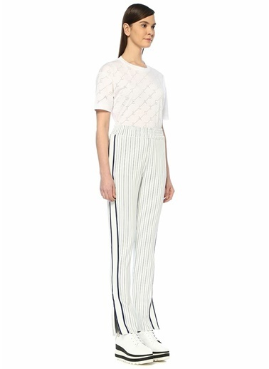 Stella McCartney Pantolon Ekru